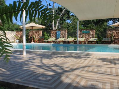Photo for Elo's Beach House is located on the stunning stretch of Diani Beach in Kenya.