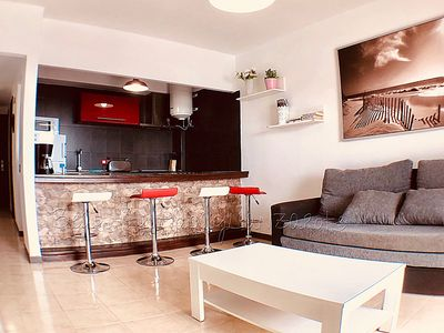 Photo for Apartment Preciosa only 250 from Playa Grande