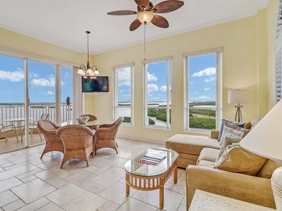 Photo for New Listing-Stunning Lovers Key Resort Penthouse! Amazing View! Resort Pool, Hot Tub, Beach Gear!