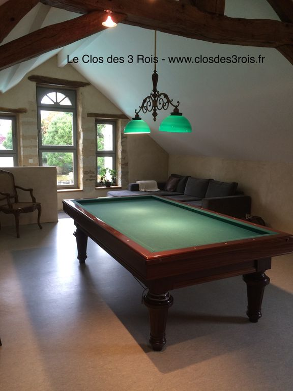 billard home angers