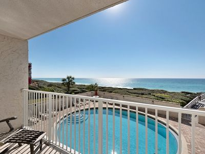 Photo for Beachcrest 202: 2 BR / 2 BA condo in Santa Rosa Beach, Sleeps 6