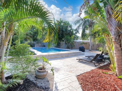 Photo for 1633/1&2 · **HUGE LUXURIOUS POOL HOUSE!