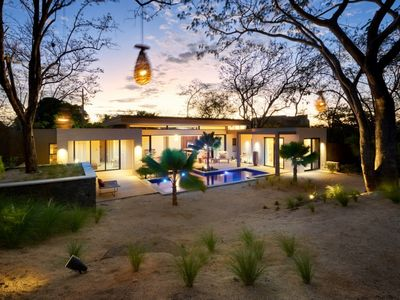 Photo for Stunning 4 Bedroom New Luxury Villa in Tamarindo - Complimentary Concierge Service Included