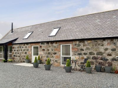 Photo for 1 bedroom accommodation in Oyne, near Inverurie