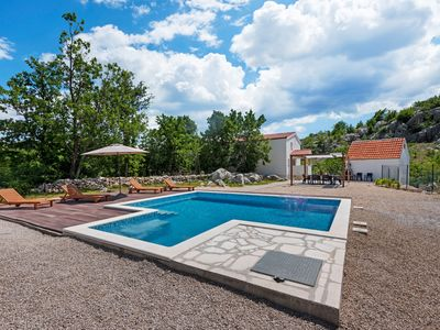 Photo for Countryside Villa near Split with Private Pool