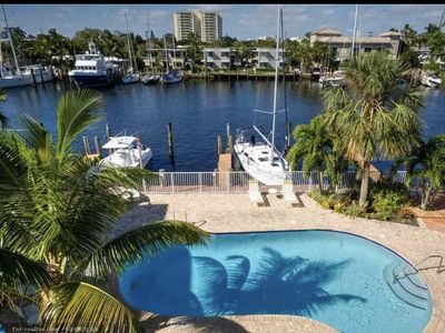 Photo for Fort Lauderdale's Prime Location! Super Clean! Beach, Parks and Water View.