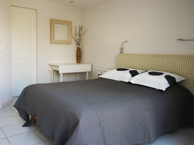 Photo for YOUR HOLIDAY ZEN in a cocoon GREAT COMFORT in AIGUES MORTES 5 kms from the sea