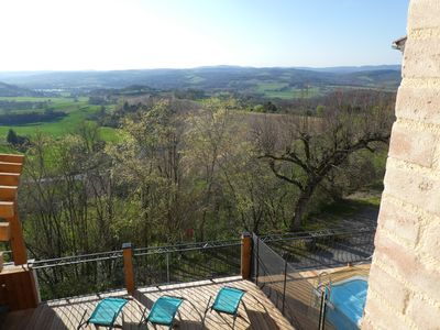 Photo for Beautiful renovated house in the heart of a medieval village