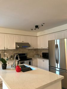 Photo for Bright Cozy 3+1BR Townhouse in Richmond Hill at Yonge/HWY7, near GO station