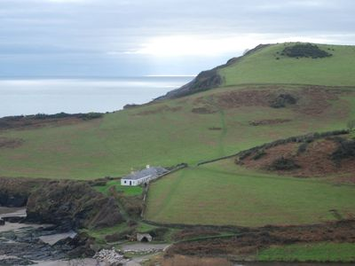 Man Sands, traverse the South West Coastal path and you will find a quiet