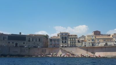 Photo for Admire the holiday house in the pulsating heart of the island of Ortigia