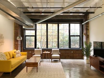Photo for L102 · Urban Downtown Loft on Gay St