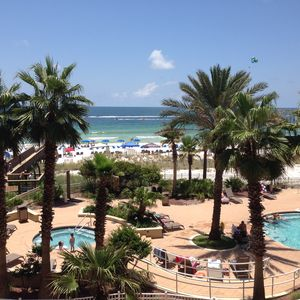 Photo for Gulf Front 3rd Floor Condo Indigo Resort with Beach Service Included