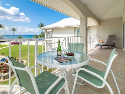 Photo for Oceanview Unit at Sunset Cove on Seven Mile Beach (Sleeps up to 5)