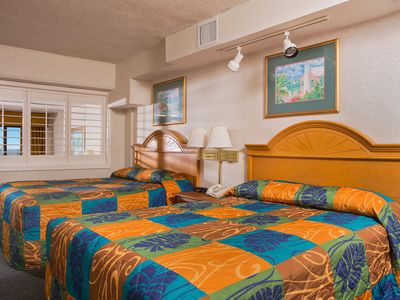 Photo for Spacious Oceanfront 1 Bedroom Suite + Official On-Site Rental Privileges