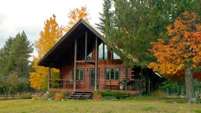 Photo for Glacier Retreat Overlooking a 27-Acre Pond