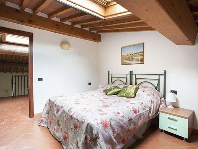 Photo for Apartment 350 m from the center of Florence with Internet, Air conditioning, Washing machine (357936)
