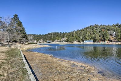 Nearby Attractions | Lake Gregory