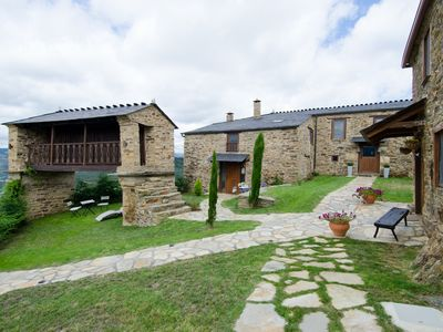 Photo for BEAUTIFUL RURAL MOUNTAIN HOUSE IN THE EO VALLEY, MAGNIFICENT FACILITIES