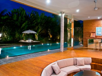 Photo for 5 Star Spacious Villa in Seminyak
