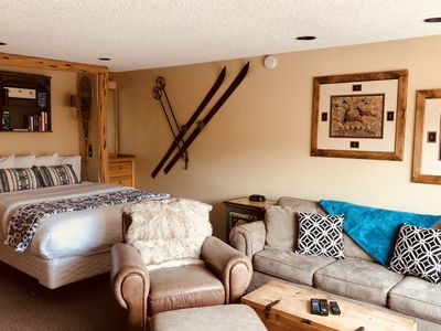 Photo for Downtown Breckenridge Ski in Ski out condo