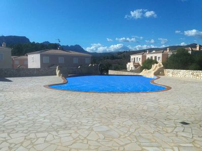 Photo for Holiday house - Valle de Calpe