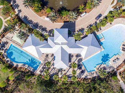 Photo for Discounted 2020 Rates! 7th Night Free March-May!Beach*!, Pool*!, - Vitamin Sea at NatureWalk 30A