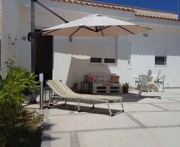 Photo for small villa by the sea for rent