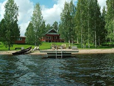 Photo for Vacation home Haapala in Nilsiä - 12 persons, 4 bedrooms