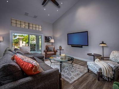 Photo for NEW LISTING! Elegant home w/private pool, pool spa, putting green, & Ping-Pong!