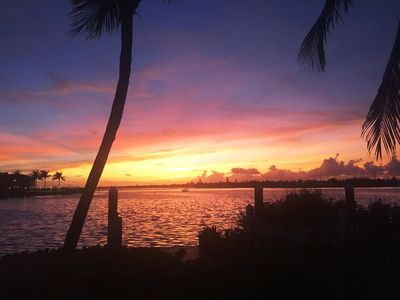 Photo for $3,500 Wk* Fall Special Amazing View of Vaca Cut! Enjoy Beautiful Sunsets.