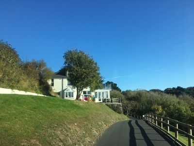 Photo for 4 bedroom, 3 bathroom detached house on 2.5 acres of land in Woolacombe