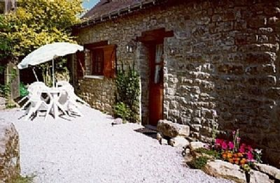 Photo for Traditional Breton Cottage Near Langonnet, Morbihan, Brittany, France