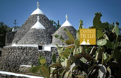 Photo for The Antico Trullo in lovely place 2 - Free WiFi