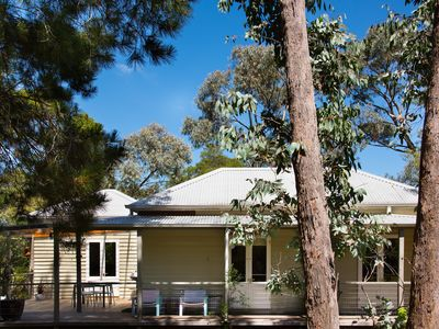 Photo for Ashling - Victorian Cottage on an acre of bushland
