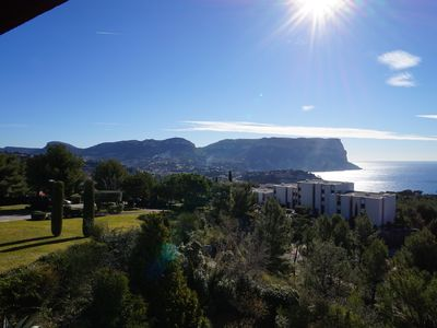 Photo for Apartment Vacation Rental in Cassis, Provence-Alpes-Côte-D'Azur