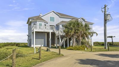 Photo for Luxury Water Front with Views of the Bay, Wetlands and Gulf