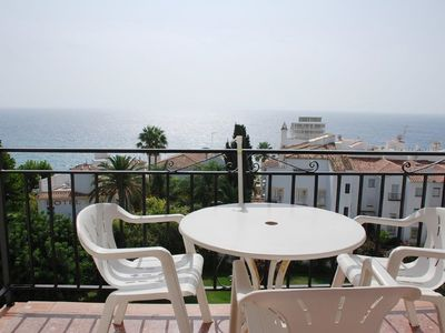 Photo for Apartment with sea views, 3 bedrooms