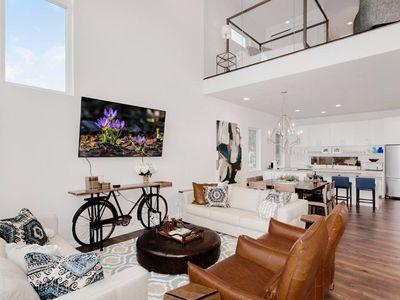 Photo for The Tourmaline - Free Guest Bicycles - 3BR