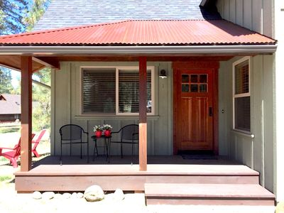 Photo for Beautiful cabin in Graeagle, close to golf and Lakes Basin