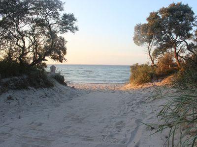 Photo for Idyllic Baltic Sea between Priwall-Boltenhagen with swimming pool, sauna, WiFi and pure nature