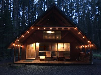 Photo for Elk Drop Inn- Wifi, amazing fire pit, new pricing!