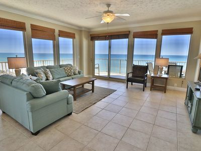 Photo for Spectacular East End Unit located on the 6th floor overlooking the gulf