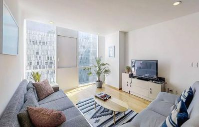 Photo for Beautiful 2 bedroom apartment in Polanco
