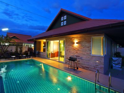Photo for Amazing Jomtien Pool Villa A21