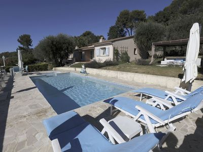 Photo for Perfect villa for relaxing holidays. With swimming pool and beautiful panorama