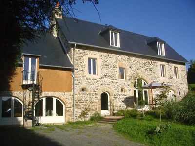 Photo for 5BR Cottage Vacation Rental in Courcy, Basse-Normandie