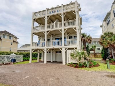 Photo for C Street A - Incredible Ocean Front Condo in the heart of Wrightsville Beach