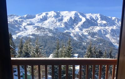Photo for Studio 2 people - ski-in ski-out - view!