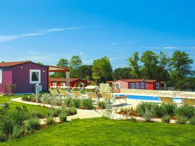 Photo for Mobile Homes CampingIN Park Umag, Umag  in Westküste Istrien - 6 persons, 2 bedrooms